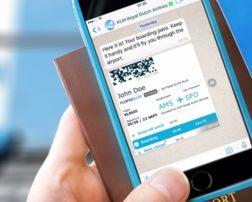 Grupul Air France - KLM anunță frecvențe în creștere pentru rutele operate de pe Aeroportul Henri Coandă București, cu 3 zboruri spre Paris și 3 zboruri spre Amsterdam. Mai mult de jumătate dintre turiști folosesc o aplicație când rezervă un zbor family updates KLM trimite statusul zborului către familia pasagerilor, pe WhatsApp