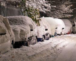 Bulgaria e sub cod portocaliu de ninsoare