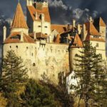 castelul bran dracula castelul bran vlad țepeș castelul bran bram stocker