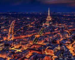 ghid de călătorie în Franța
