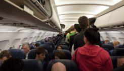 incident in avion În fiecare zi aeroporturile din România înregistrează între 3 și 7 zboruri întârziate sau anulate. povestiri din avion cum se comportă românii la zbor