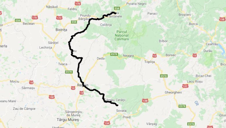 via transilvanica drum prin munti romania drumetii via transilvanica atracții turistice romania drumetii montane romania