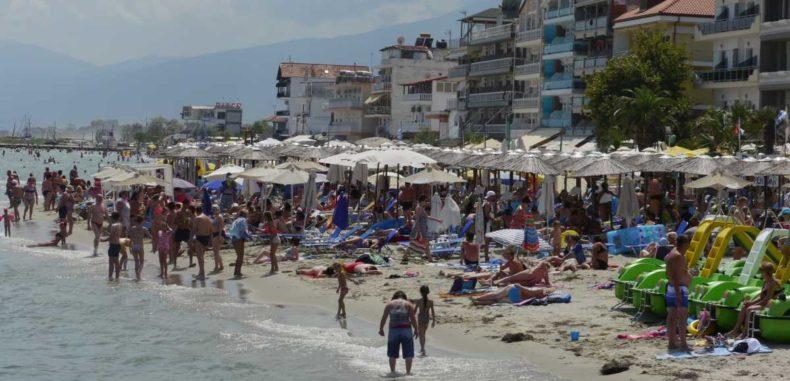 Paralia Katerini, vacanța ieftină din Grecia la care visezi