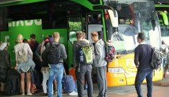 Cele mai vizitate orașe din Europa Începând cu anul 2020, primele trenuri FlixTrain vor conecta mai multe orașe din Suedia, în timp ce în Germania vor fi disponibile și mai multe destinații Mai mult de jumătate dintre pasagerii români nu își cumpără din timp biletul pentru călătoriile cu autocarul pe distanțe lungi FlixBus și-a extins rețeaua în Ucraina și a deschis un birou propriu în Kiev. FlixBus lansează noi curse din zona de vest a țării spre Praga, Salzburg, Rosenheim și München.