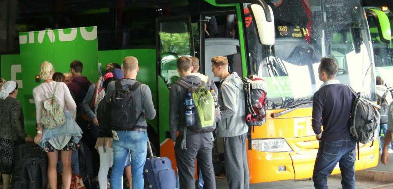 Cele mai vizitate orașe din Europa cu autocarul