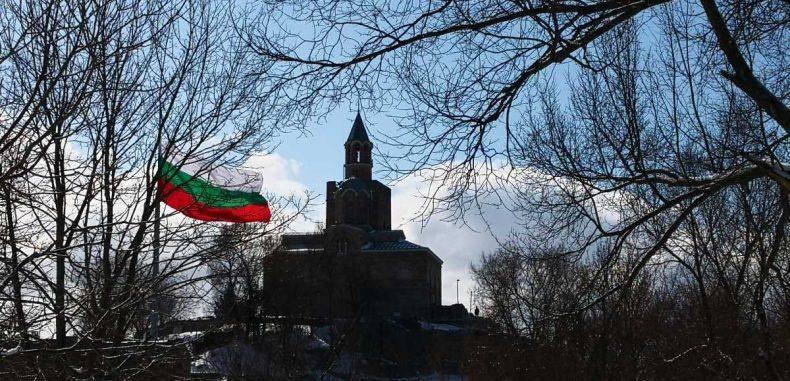 Fortăreața Tsarevets – locul unde s-a născut istoria tumultoasă a Bulgariei