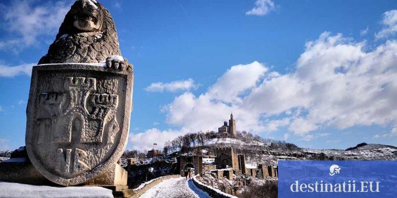 fortăreața Tsarevets cetatea tsarevets veliko târnoivo