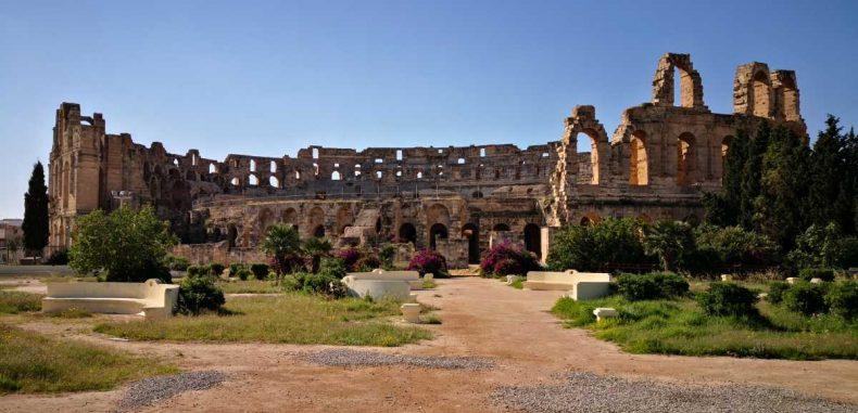 El Jem – Colosseumul African cu o istorie fabuloasă, dar incertă