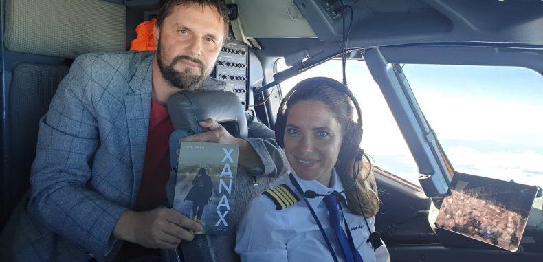 Cursa inedită a Blue Air spre Tunisia cu Xanax la bord