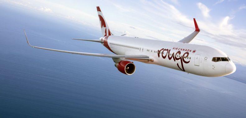 Air Canada Rouge reia zborurile directe către Montreal și Toronto din România