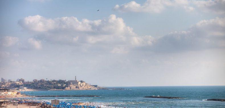 Toate plajele din Tel Aviv au primit distincția Blue Flag