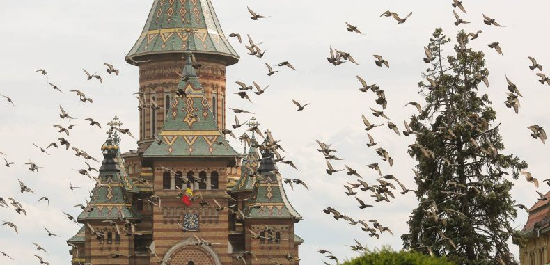 Timișoara, destinația care atrage turiști străini cu ajutorul Revoluției